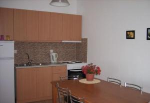 Kuchnia lub aneks kuchenny w obiekcie Maistrali