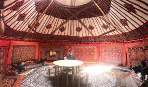 Yurt Camp Almaty