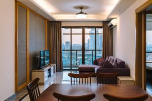 2bedroom Apt Princess Cove @ 23rd floor