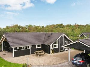 Three-Bedroom Holiday home in Hemmet 61