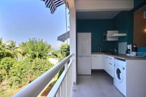 Appartement Mer Corail - vue et accès mer