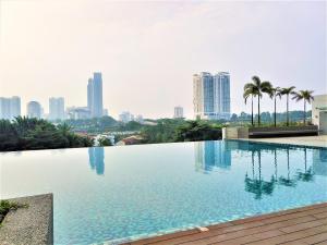 Executive Sky Suites @ Johor Bahru
