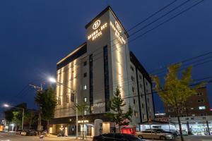 Brown Dot Hotel Seong Seo