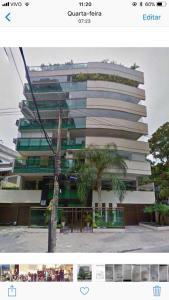 Aconchegante apartamento de 3 quartos _Gávea