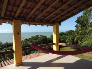 A balcony or terrace at Casa Mar a Vista