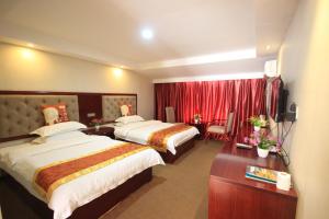 Morning Jiuzhai hotel