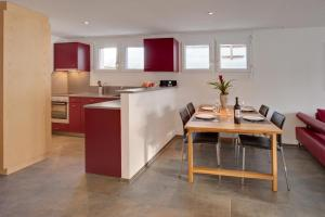 ハウス コリネッタにあるキッチンまたは簡易キッチン