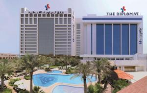 The Diplomat Radisson Blu Hotel Residence & Spa