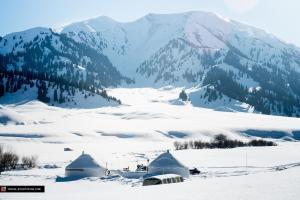 Jyrgalan Tyup Yurt Lodge - Ski Yurt