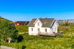 Herskapelig ferievilla på Å i Lofoten