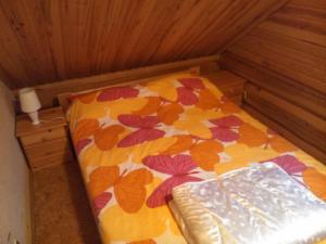 Voodi või voodid majutusasutuse Vana-Laane Puhkemaja toas