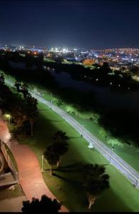 Penthouse con excelente vista a la ciudad.