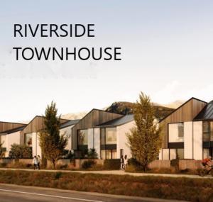 Riverside Townhouse, Wanaka