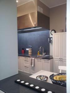 Kitchen o kitchenette sa The Guest House II