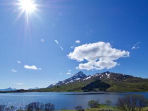 Mountain Panorama Lofoten