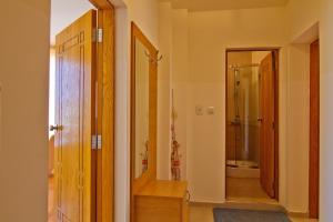A bathroom at Sea Grace Aparthotel