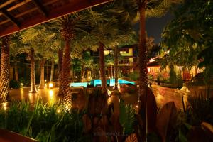 Sundlaugin á VC@Suanpaak Boutique Hotel & Service Apartment eða í nágrenninu