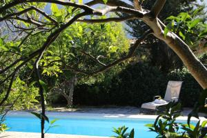 The swimming pool at or near Villa Ideal