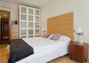 Ein Bett oder Betten in einem Zimmer der Unterkunft Livingstone
