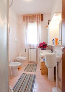 Koupelna v ubytování Residence Benidorm