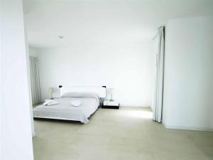 Cama o camas de una habitación en Villa Siroco