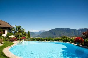 The swimming pool at or near Apartments Wolkan
