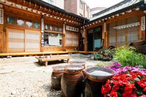 Eugene Hanok Guesthouse Dongdaemun