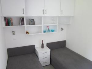 Zona de estar de Part Apartman