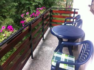 Balcon ou terrasse dans l'établissement House Oliver