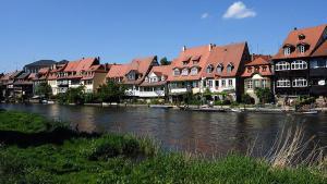 Appartement Bamberg am Rathaus