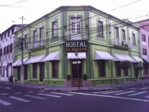 Hostal el Balcón Quito