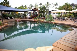 The swimming pool at or near Island Leisure Resort