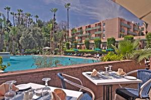 L'Hotel Farah Marrakech