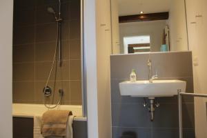 Salle de bains dans l'établissement Appartement Roman