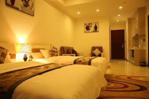 Checkinn International Apartment Guangzhou Xi Wan Road Branch