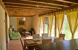 Oleskelutila majoituspaikassa Alcabala del Viento