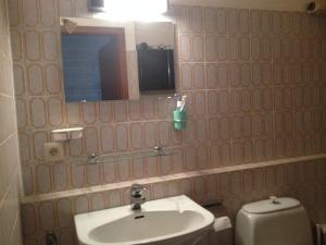 Een badkamer bij Apartment Nord Vrie 8D