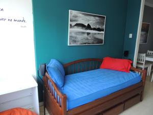 A bed or beds in a room at Hostel Ipanema Copa