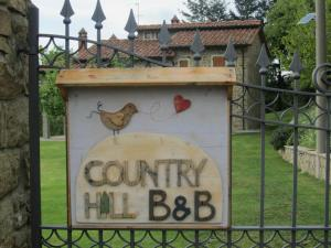 Bed and Breakfast Country Hill