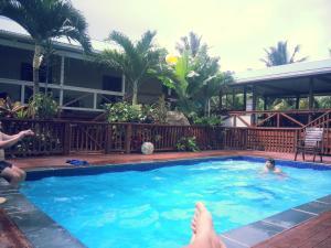 Te Akapuao Holiday Home & Studio Villas
