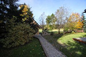 A garden outside Tutok