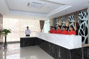 Guangzhou Fangjie Yindu Hotel - Pazhou Branch