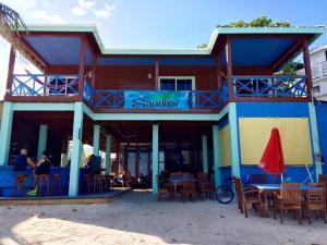 Hostel Sandbar Beachfront San Pedro, Belize - Booking.com