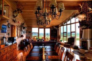 Eyjar Fishing Lodge