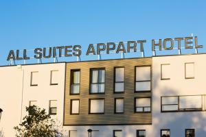 All Suites Appart Hôtel Pau