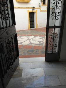 A balcony or terrace at Apartamento centro historico