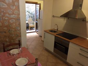 Kjøkken eller kjøkkenkrok på Ca na Francina