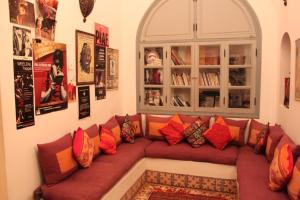 里亚德撒哈拉努尔摩洛哥传统庭院住宅 (Riad Sahara Nour)