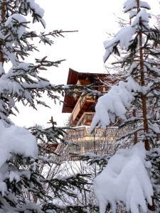 Jörgnerhaus en invierno