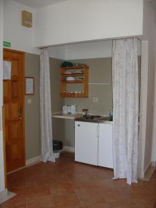 Cucina o angolo cottura di Villa Birimisa